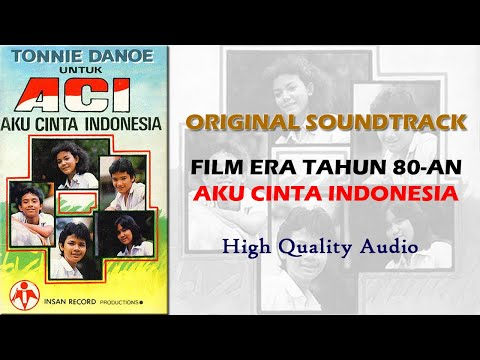 Aku Cinta Indonesia - ACI  (HQ Audio)