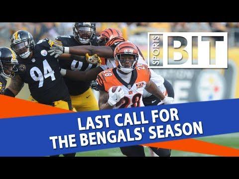 Pittsburgh Steelers at Cincinnati Bengals | Sports BIT | NFL Picks
