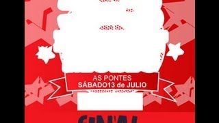 Final 3x3 BasketMusic As Pontes 2013