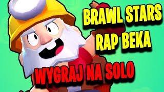 Wygraj na Solo - Brawl Stars Rap Beka