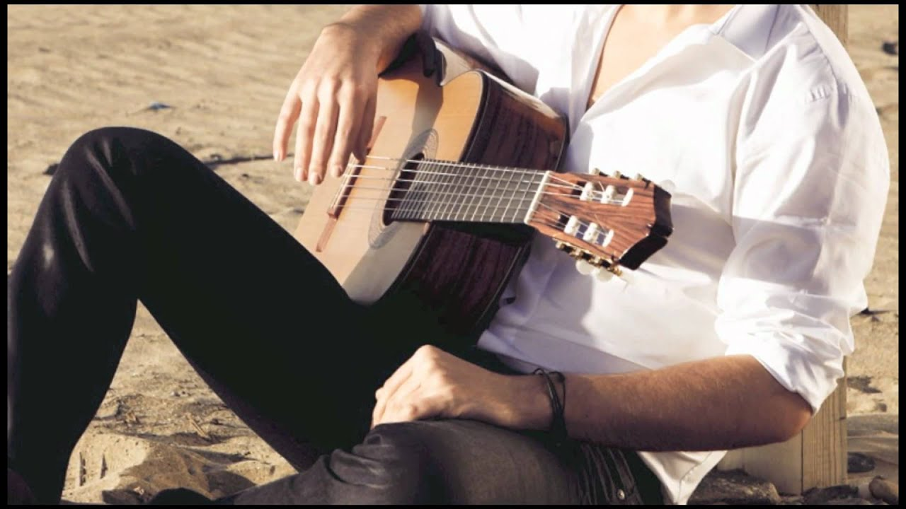 Milos The Guitar: Albeniz No.1 Granada