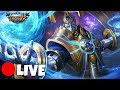 LIVE ML SIANG !! NOOB PLAYER NGEPUSH RANK | Mobile Legends Indonesia 15 Februari 2018