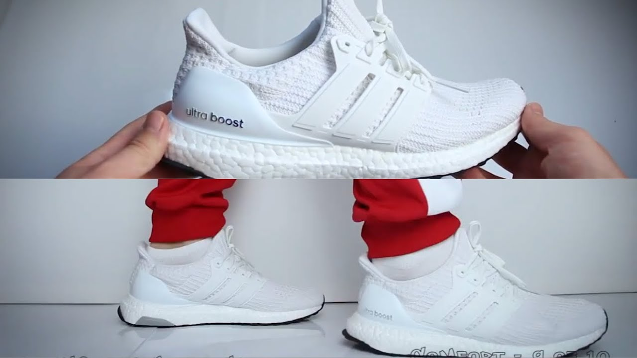 new product 4a51a bf6aa Adidas Ultra Boost 4.0