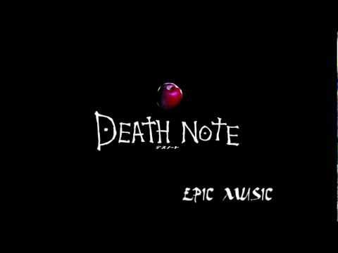 Death Note - Low of solipsism (epic music)