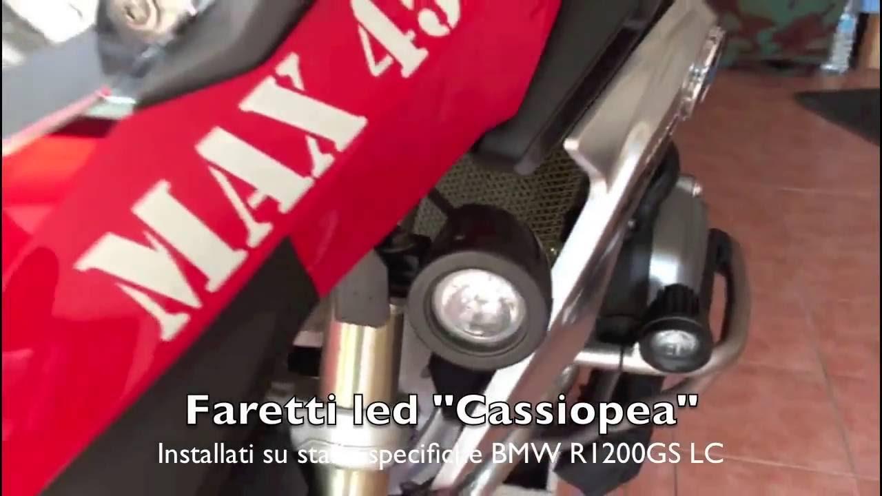 A-PARTS 2 Faretti LED Universali Cassiopea