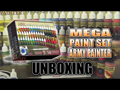 How To Use Army Painter Paints - Tutorial & Review