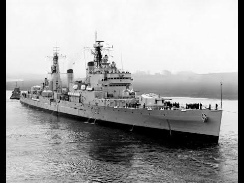 HMS Tiger (1945)