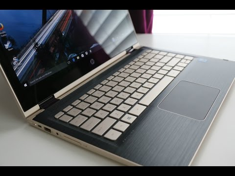 "HP Pavilion x360 M3-u003dx 13.3"" Laptop Review Back to School"
