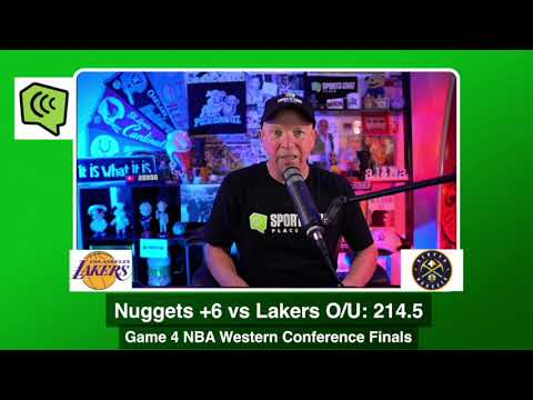 Denver Nuggets vs Los Angeles Lakers  Game 4  9/24/20 - NBA Picks & Predictions l Sports Chat Place