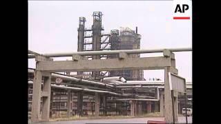 RUSSIA: US BANK LOAN PACKAGE FOR TYUMEN OIL COMPANY