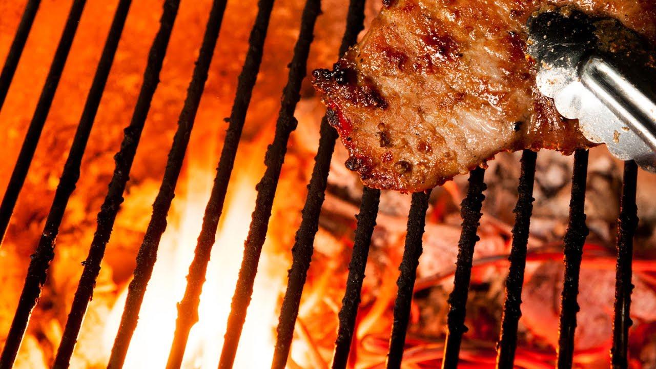 Tepro Toronto Holzkohlegrill Reinigen : Tipp der woche: grillreinigung youtube