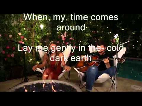 Work Song Hozier - Lia Marie Johnson Cover Lyrics