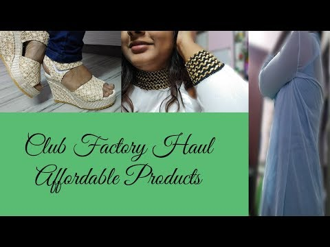 Club Factory Haul | Clothes | Shoes | Invite Code | Refund | Cheap Shopping | Life Unchecked