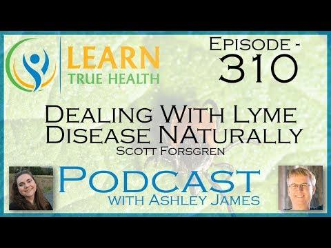Dealing With Lyme Disease Naturally | Scott Forsgren