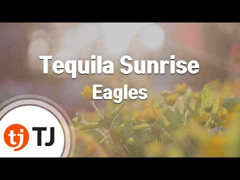 [TJ노래방] Tequila Sunrise - Eagles  / TJ Karaoke