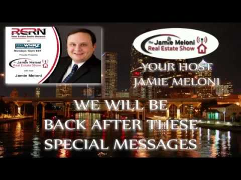 The Jamie Meloni Real Estate Show August 18th, 2014