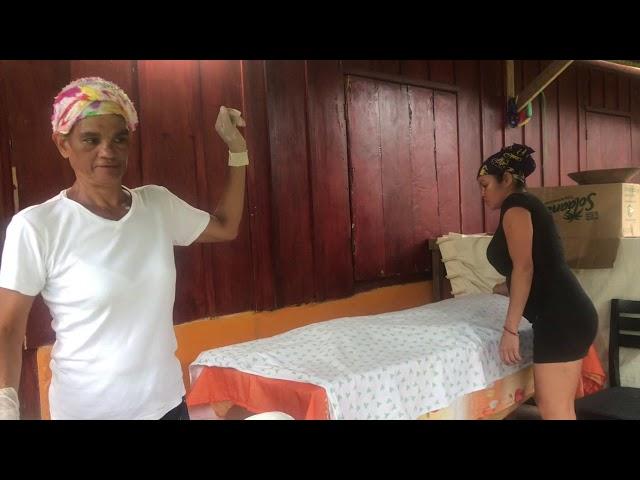 Mano Vuelta - El pan de Yanira - Cahuita