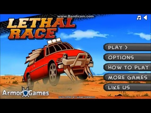 เกมส์รถแข่ง LETHAL RACE  สามดาวเท่านั้นที่ข้าต้องการ 2