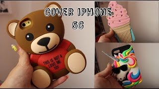 Le mie cover iPhone 5c update