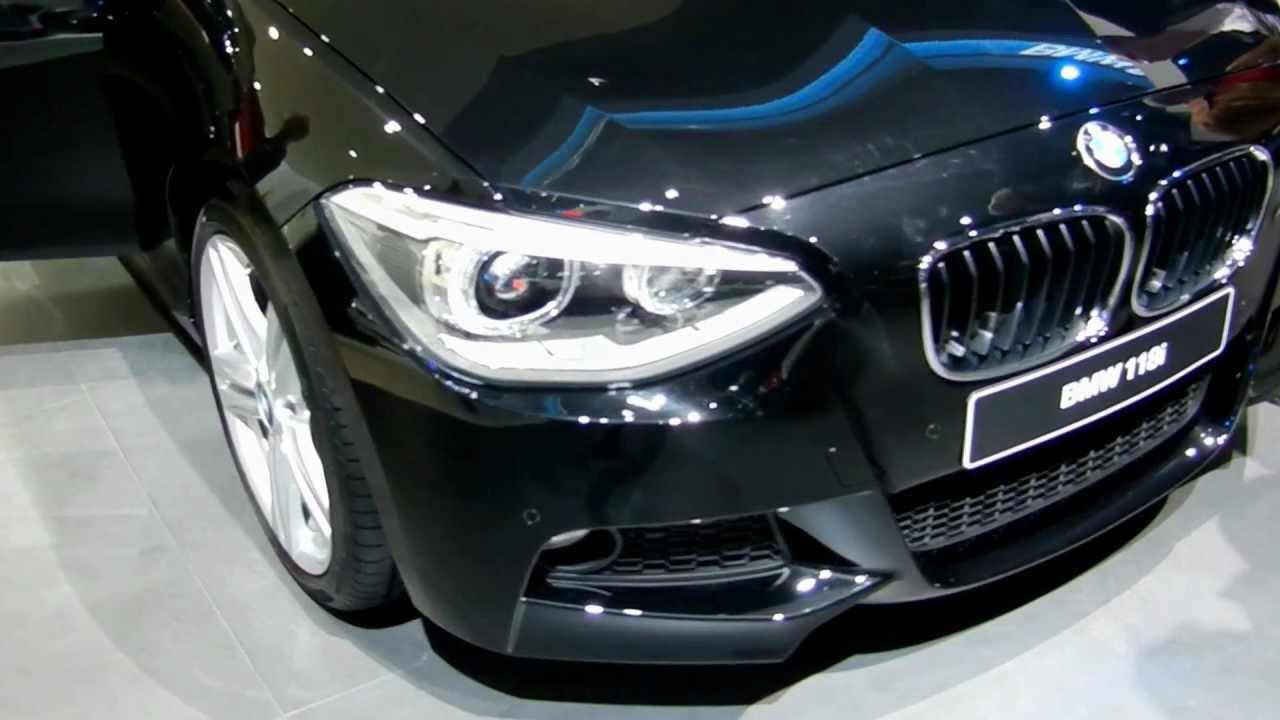 Erster Eindruck Neuer 2012 Bmw 118i M Sport Paket 1080p