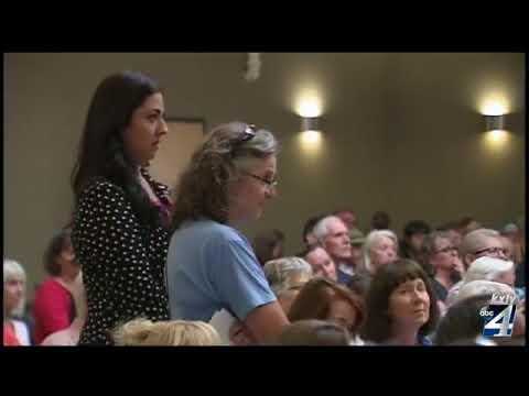 Senator Maria Cantwell full town hall meeting
