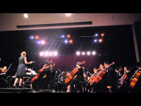 Torrey Pines High School Full Orchestra - Music from Up - June 2014