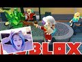 CHRISTMAS MEETING IN ROBLOX MURDER MYSTERY 2!