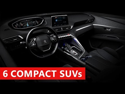 TOP 6 Best Compact SUV Coming In 2018