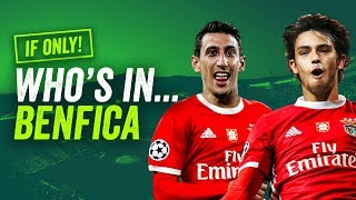 How Benfica Could Have Dominated The Ucl! ► If Only!
