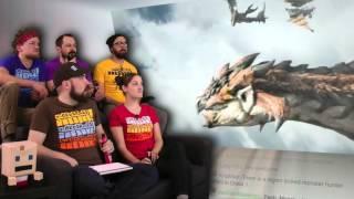 Monster Hunter X Opening Cinematic!