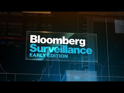 'Bloomberg Surveillance: Early Edition' Full Show (08/20/2021)