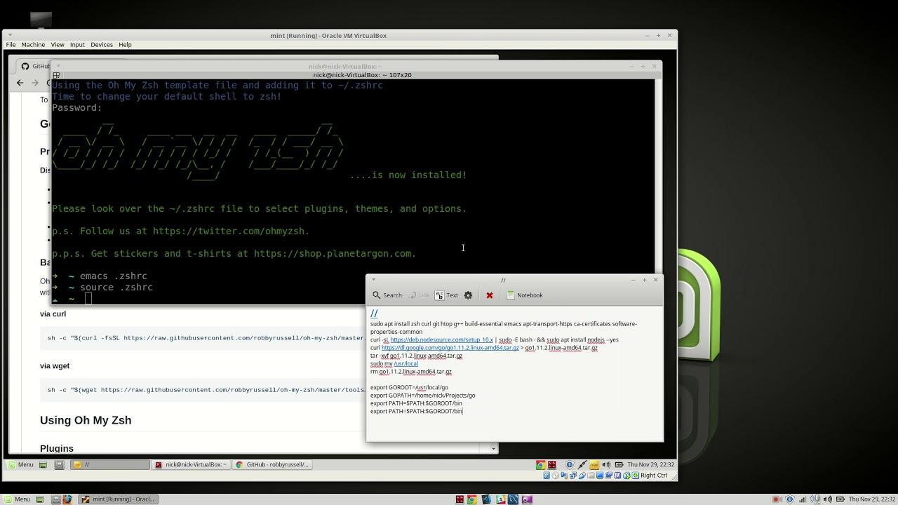 Golang - VueJS - Kubernetes - Docker - AWS [000] - Environment Setup From  Scratch (Linux)