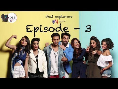 Desi Explorers Yas Island - Episode 3