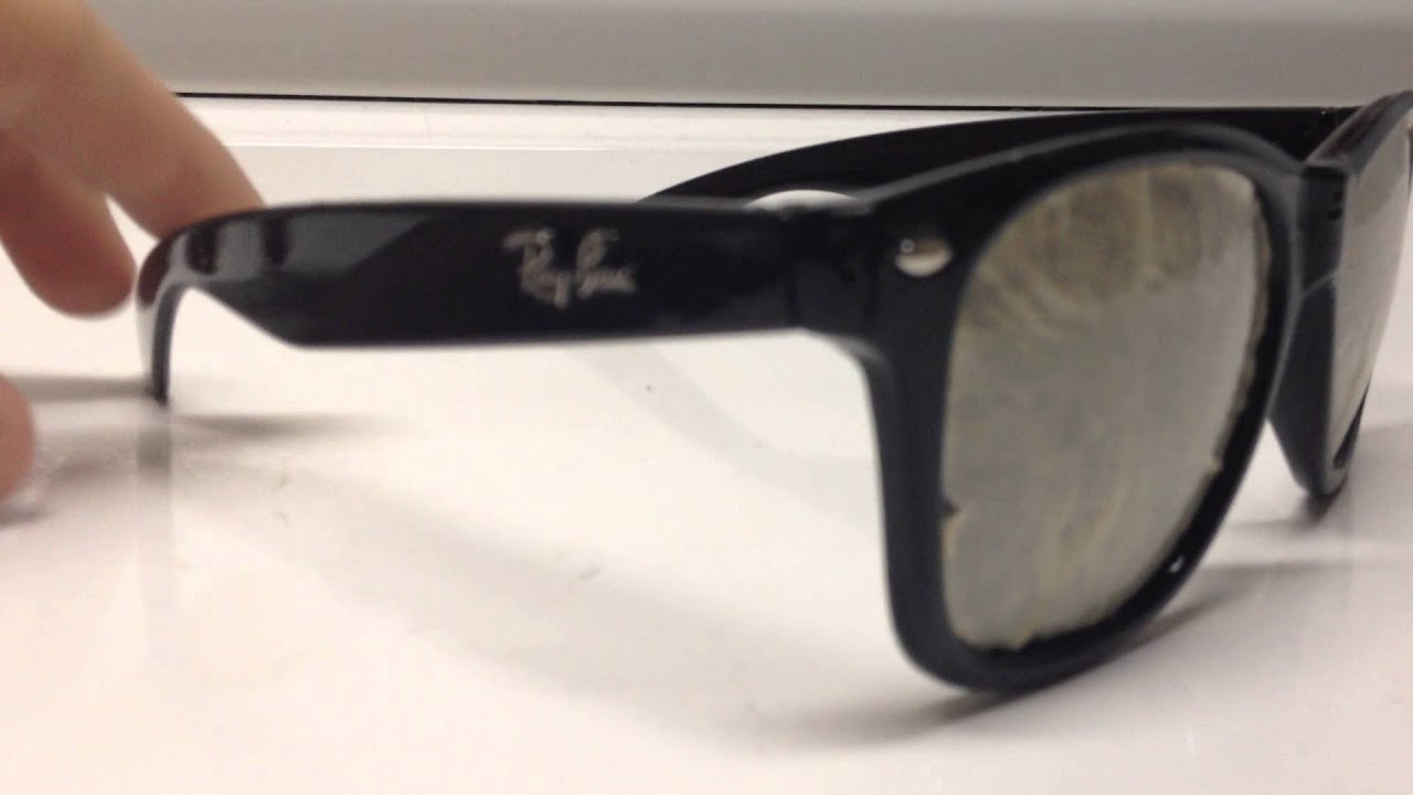 Fix Ray Ban Lenses