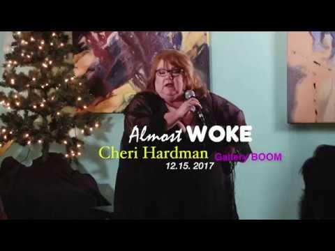 Comedian Cheri Hardman