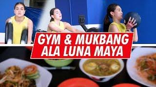 Download Video GYM DAN MUKBANG ALA LUNA MAYA! HEBOH IWET NGERASA DIPRANK!!! MP3 3GP MP4