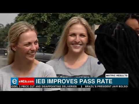 More reaction from the IEB matric results