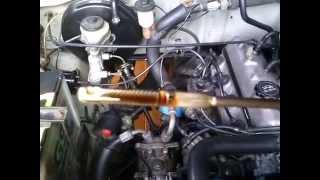 Cara mengetahui kondisi oli mesin mobil