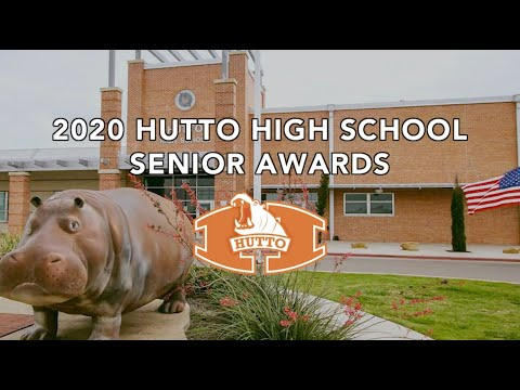 2020 Hutto High School Senior Awards