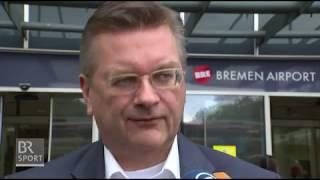 """DFB-Präsident Grindel verurteilt """"Nazisprüche"""""""