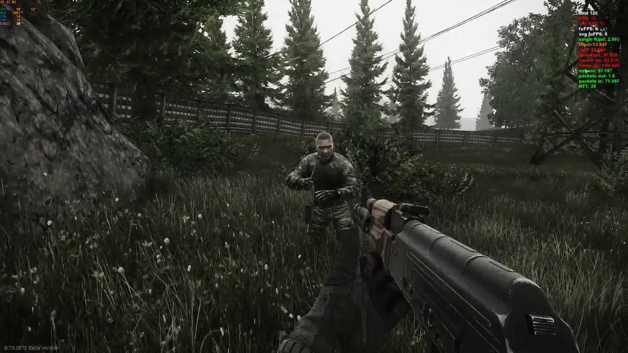 [GER] Escape From Tarkov - Low FPS, Kein Schaden