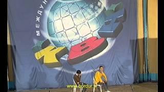 КиВиН 2012. 2тур. 42 Белгород Детективное агентство «Лунный свет»