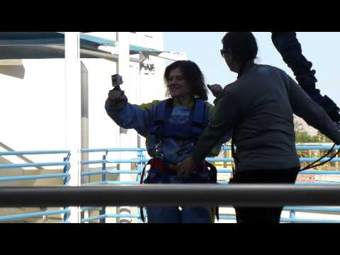 Janet Harvey-Clark Jumps Off The Stratosphere Hotel in Las Vegas