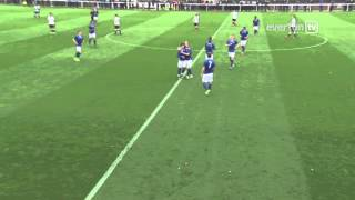 Liam Walsh scores from halfway as Everton U18s defeat Derby