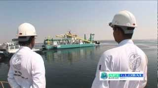 Launching Of Cutter Suction Dredger (CSD-500)