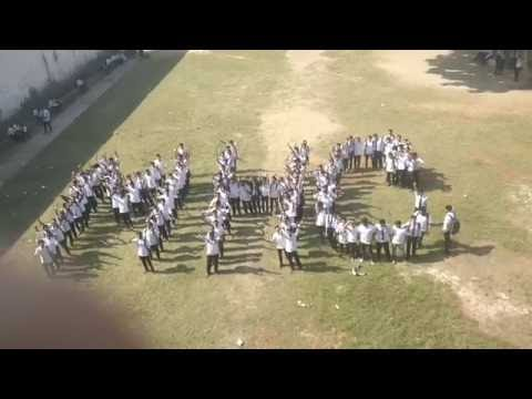 Mahmudul Hasan College rag day at the HSC batch of 2017