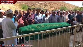 Ufuk Tatar'ın cenaze töreni