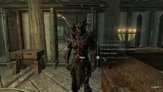 Skyrim #108 - Благородный дракон