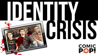DC IDENTITY CRISIS | Back Issues