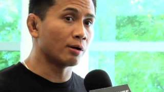 Cung Le Strikeforce Interview
